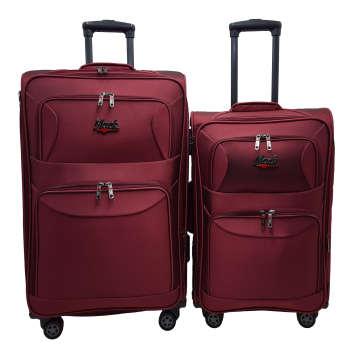 مجموعه دو عددی چمدان    مدل 00505