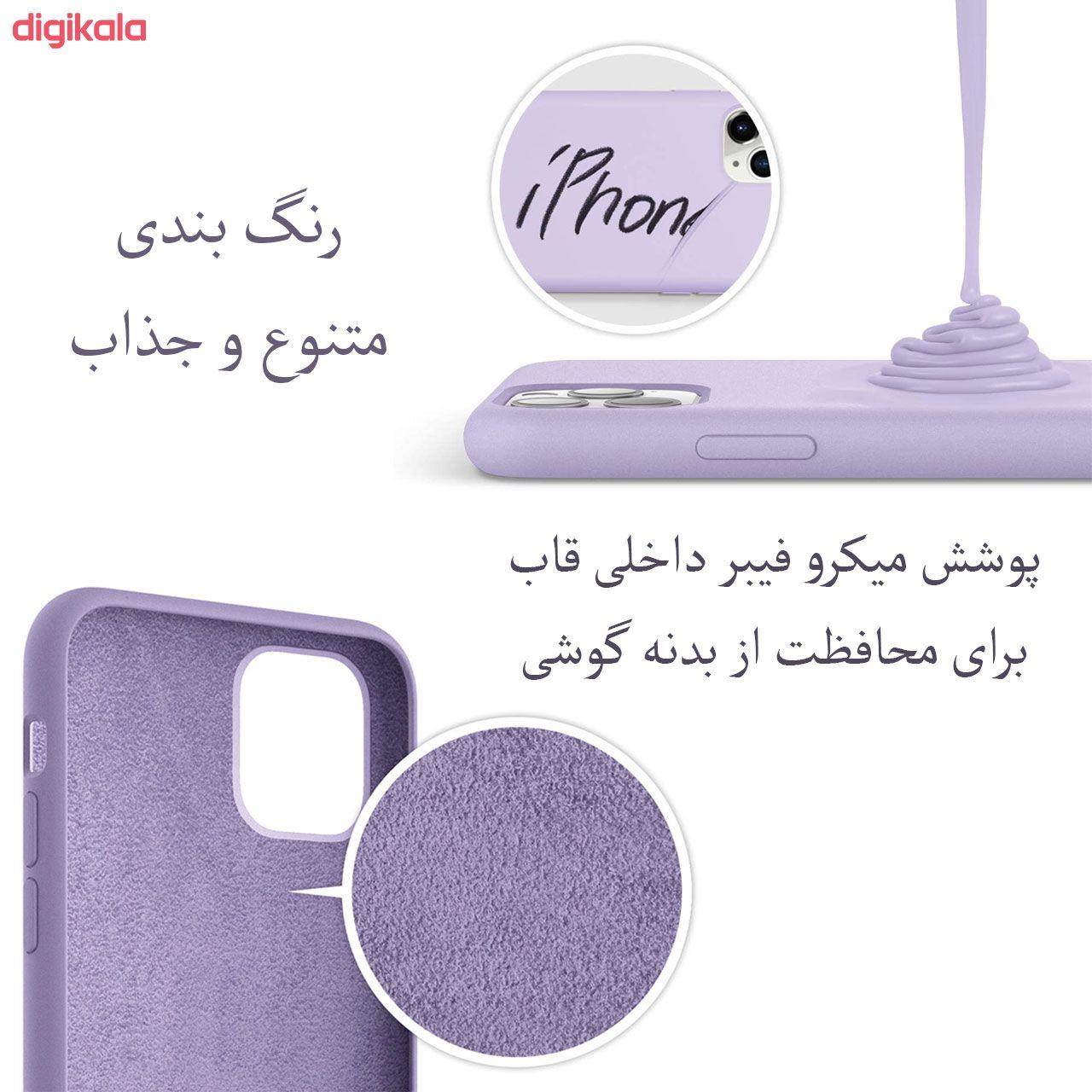 کاور مدل SLCN مناسب برای گوشی موبایل اپل iPhone 11 Pro Max main 1 2