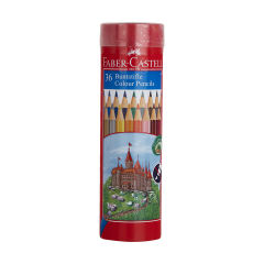 مداد رنگی 36 رنگ فابر-کاستل