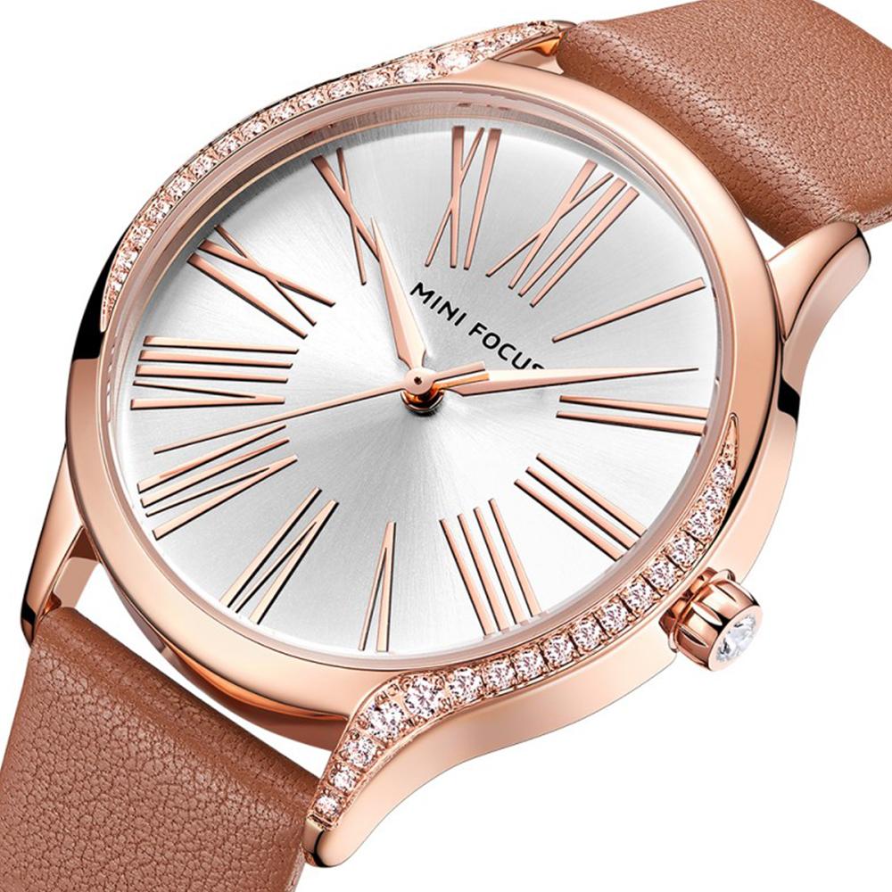 خرید و قیمت                      ساعت مچی  زنانه مینی فوکوس مدل mf0259L.03