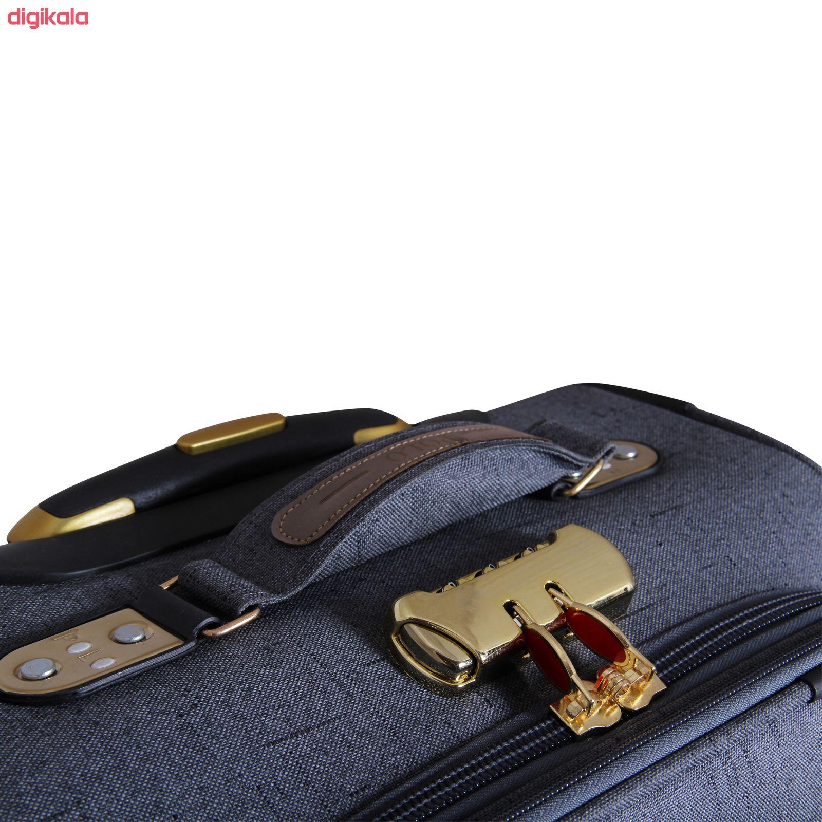 مجموعه سه عددی چمدان مدل 0301A main 1 10
