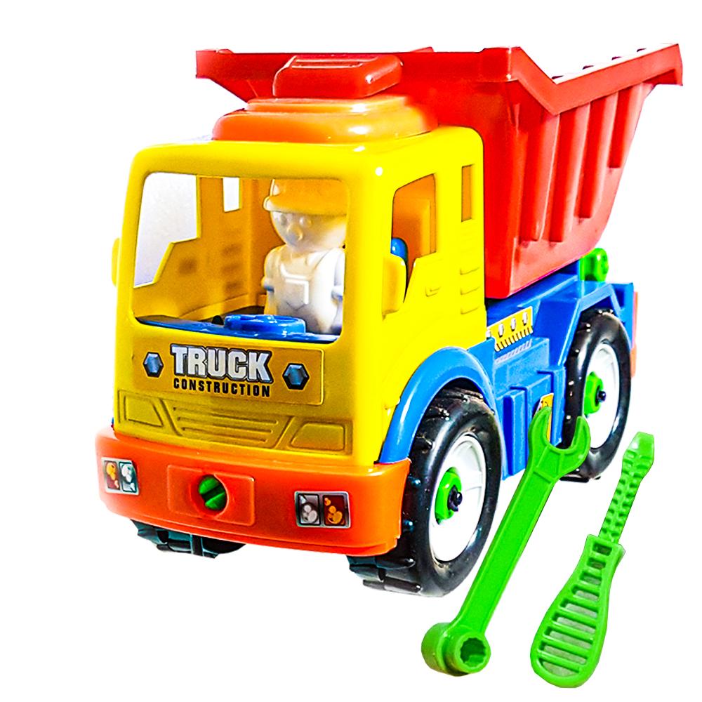 ساختنی مدل کامیون کد MTN03