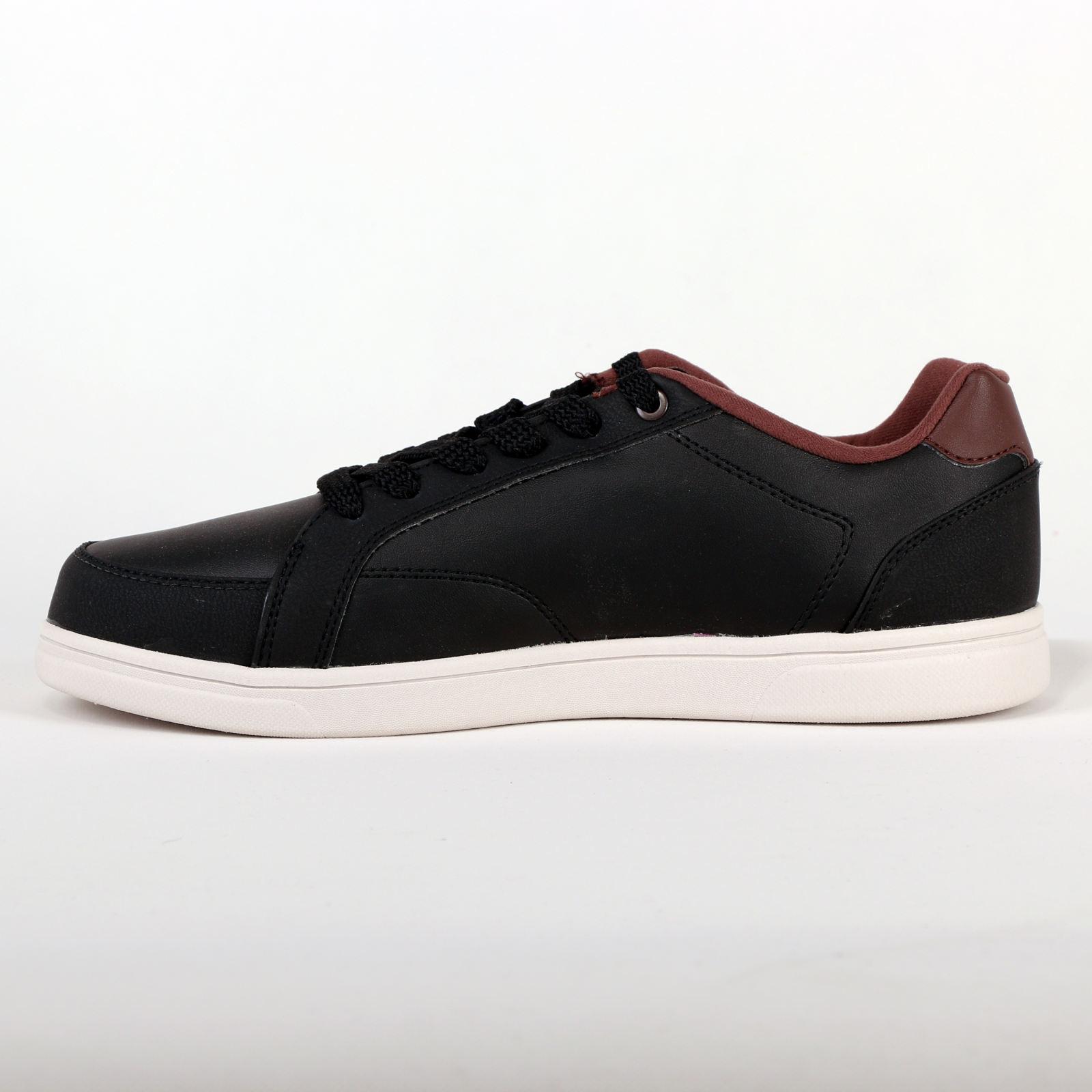 کفش راحتی مردانه 361 درجه مدل 571446631 رنگ قهوه ای تیره -  - 5
