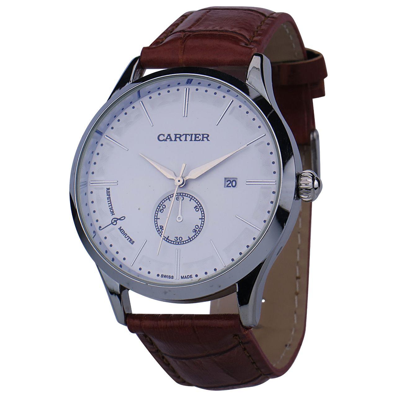 قیمت                      ساعت مچی عقربهای مردانه مدل C-211