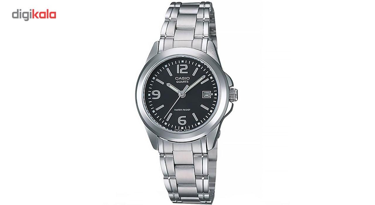خرید ساعت مچی عقربه ای مردانه کاسیو مدل MTP-1215A-1ADF | ساعت مچی
