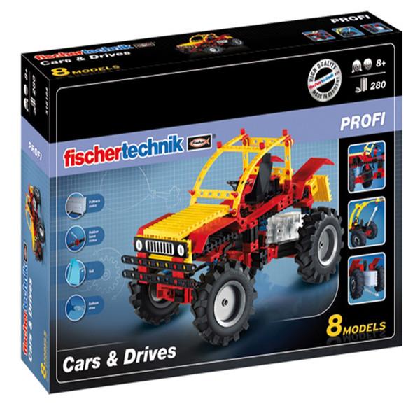 ساختنی فیشر تکنیک مدل Cars And Drives 516184