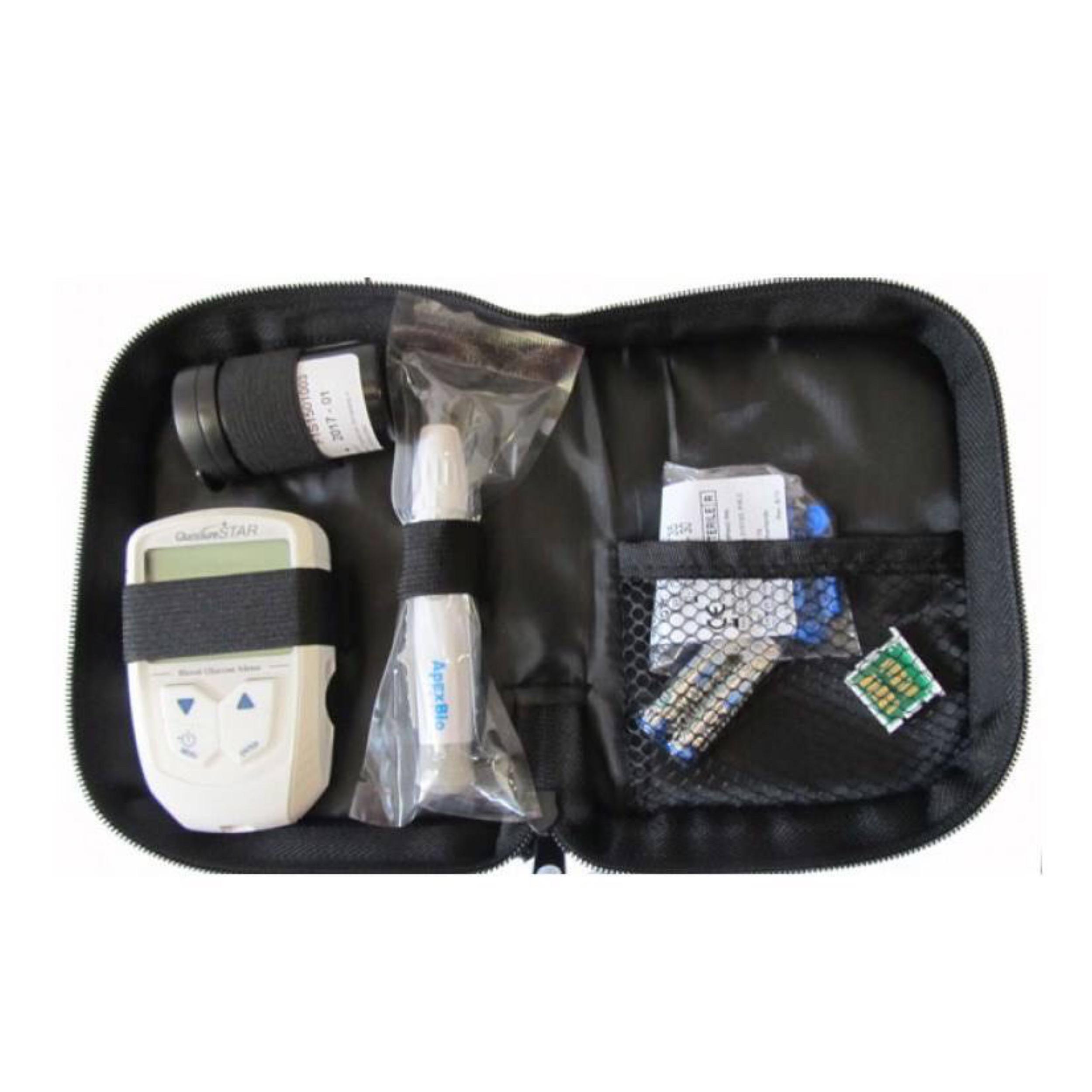 دستگاه تست قند خون استار مدل Apex Bio-AST