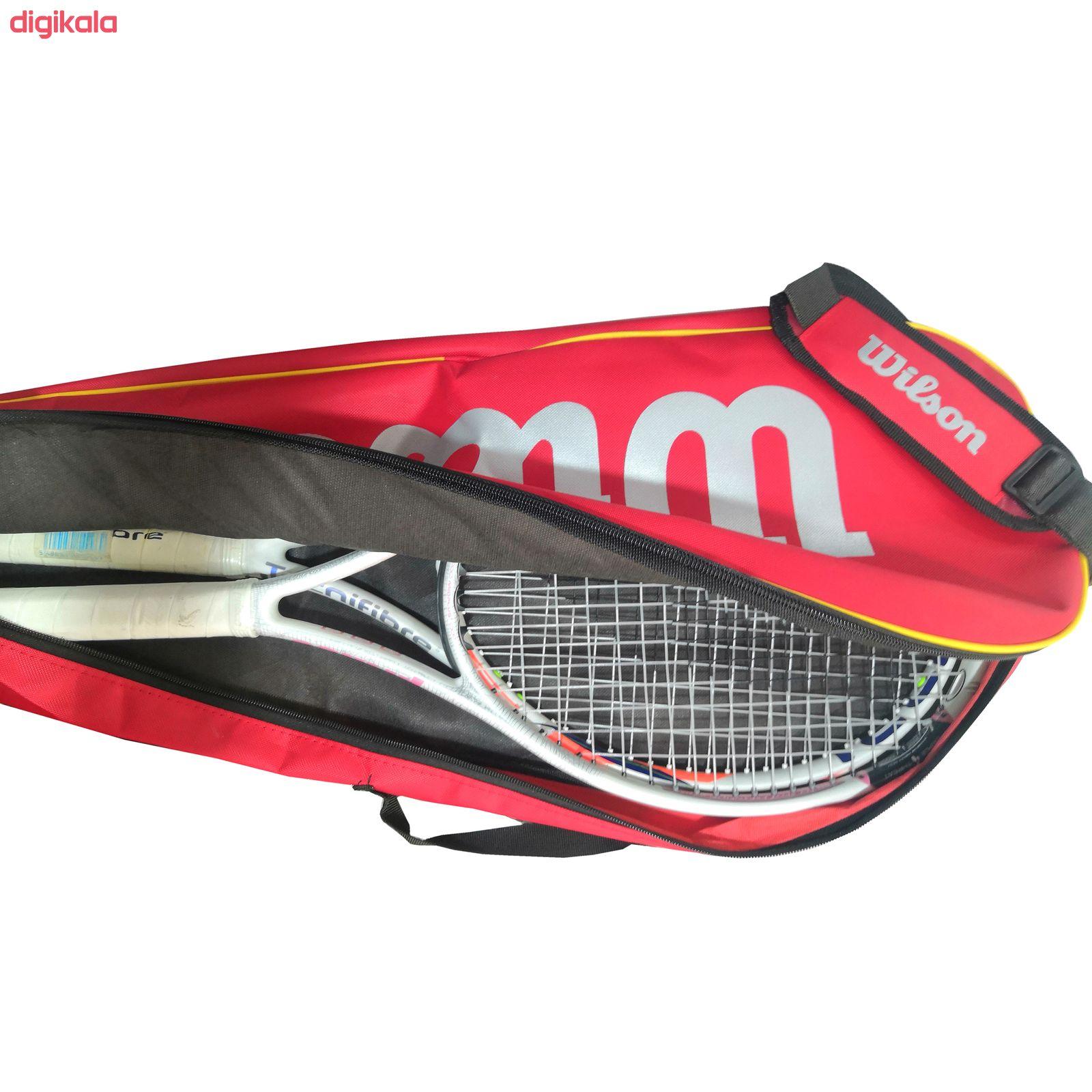 کیف راکت تنیس ویلسون مدل وندیا main 1 7