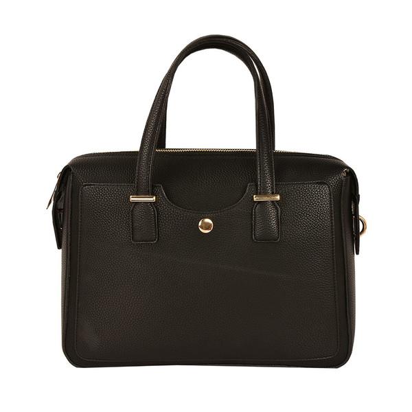 کیف دستی زنانه پارینه چرم مدل PLV105