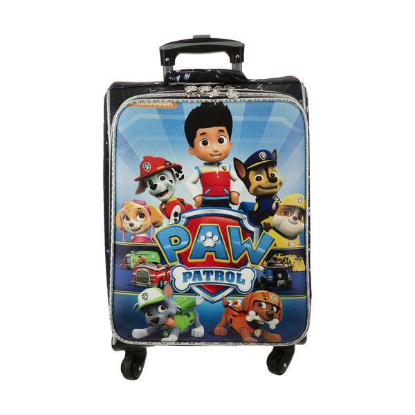 چمدان کودک مدل سگ نگهبان