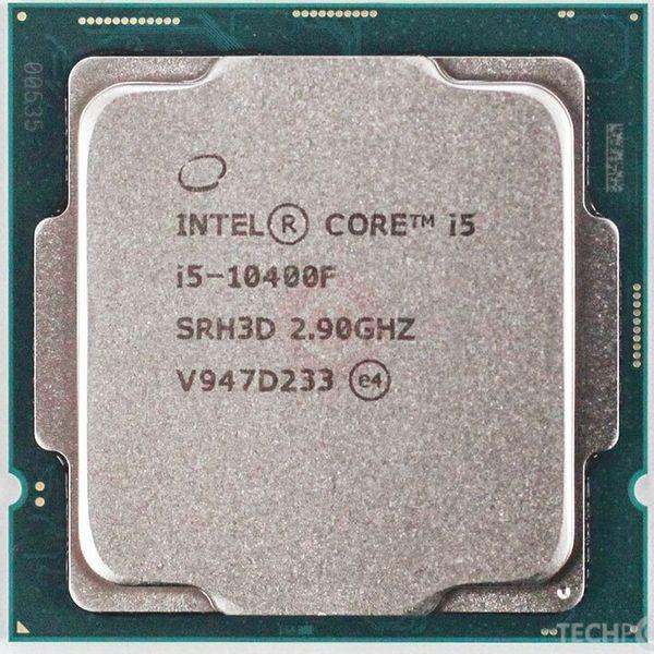 پردازنده مرکزی اینتل سری Comet Lake مدل Core i5-10400F