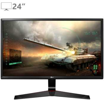 مانیتور ال جی مدل 24MP59G سایز 24 اینچ   LG 24MP59G Monitor 24 Inch