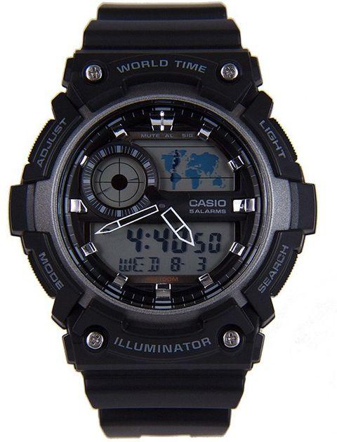 ساعت مچی عقربه ای مردانه کاسیو مدل AEQ-200W-1AVDF -  - 2