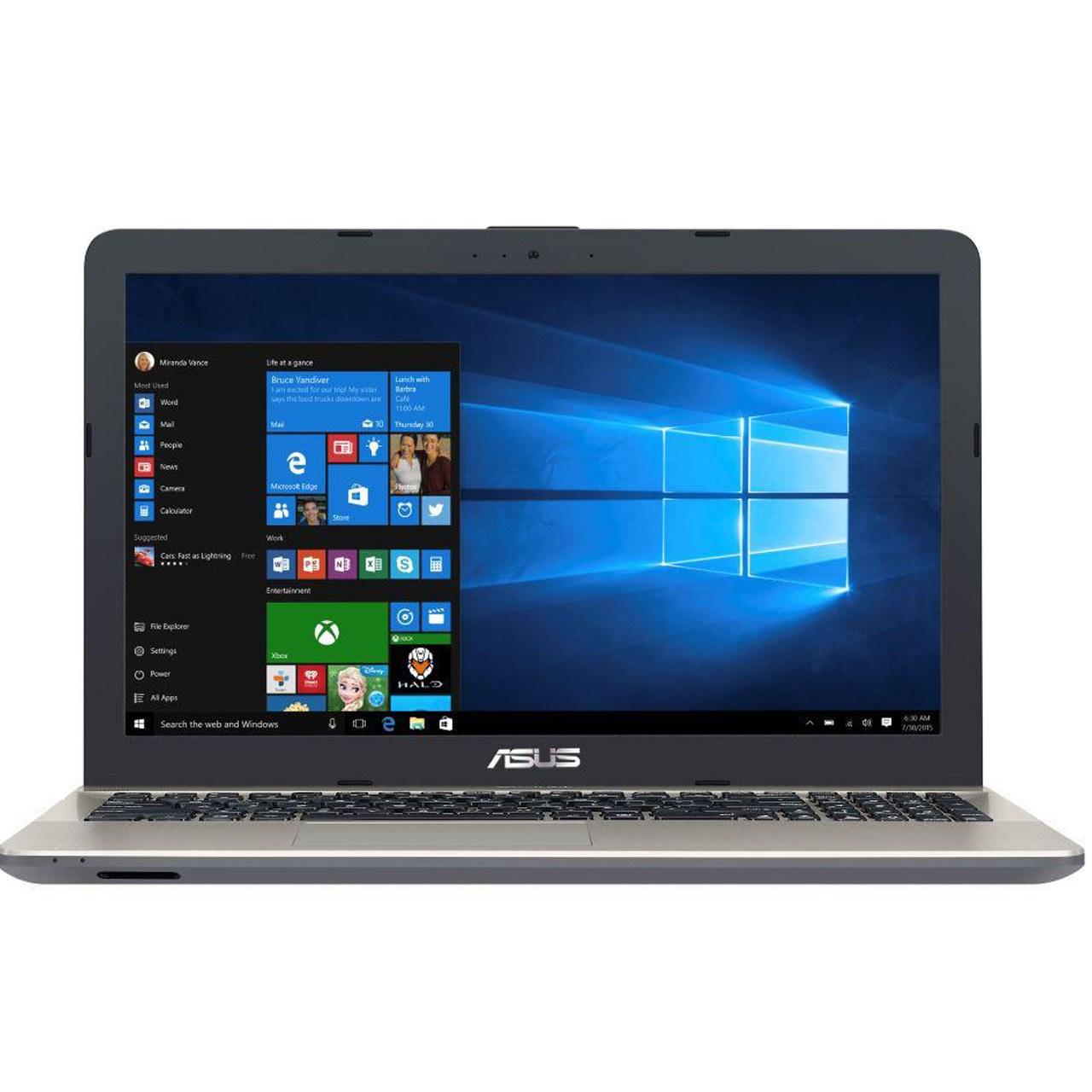 لپ تاپ 15 اینچی ایسوس مدل X541UV - P