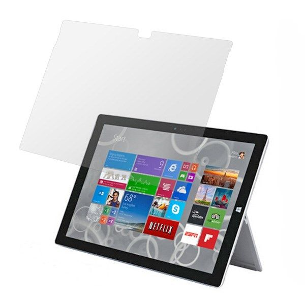 محافظ صفحه نمایش شیشه ای مناسب برای تبلت مایکروسافت سرفیس پرو 3