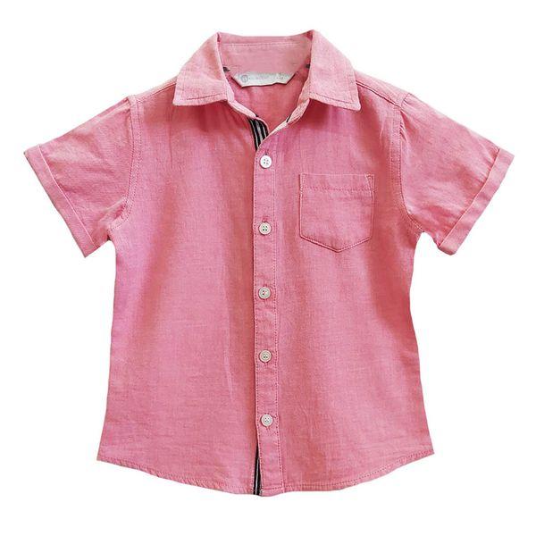 پیراهن پسرانه بی کالکشن مدل 635080
