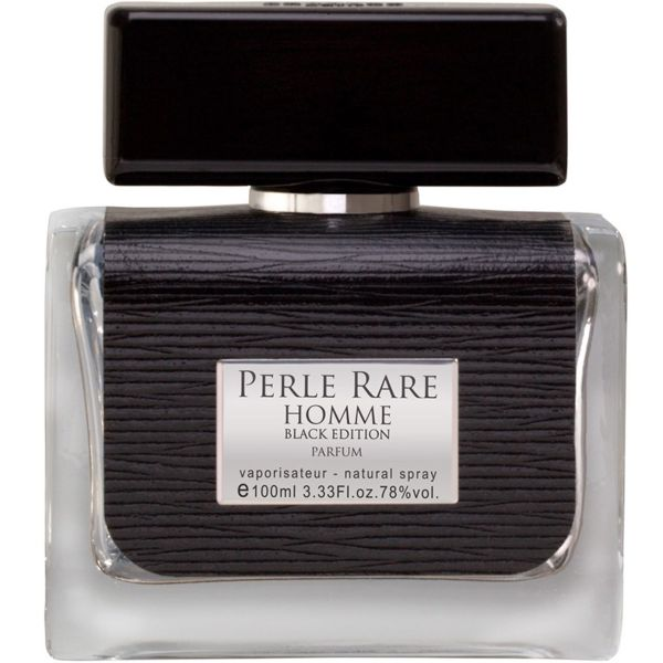 پرفیوم مردانه پانوگ مدل Perle Rare Homme Black Edition حجم 100 میلی لیتر