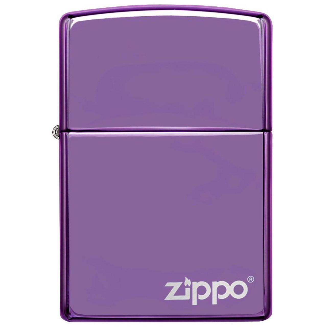 فندک زیپو مدل Abyss Zippo Logo کد 24747ZL