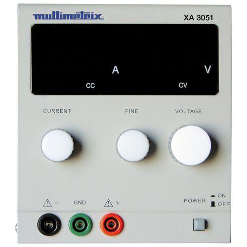 منبع تغذیه مولتی متریکس مدل XA3051