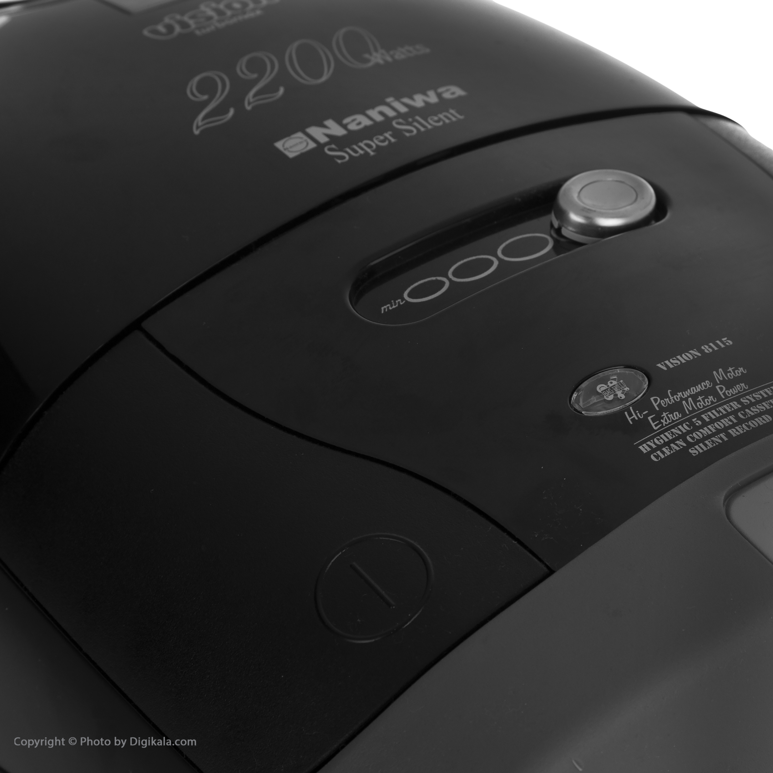 جاروبرقی نانیوا مدل NVC8115