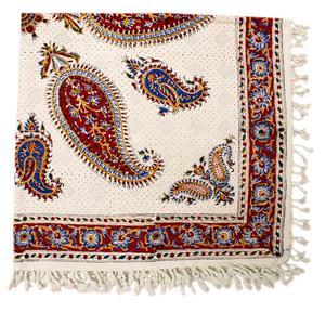 سفره قلمکار اصفهان گالری مند کد MS43 سایز 80