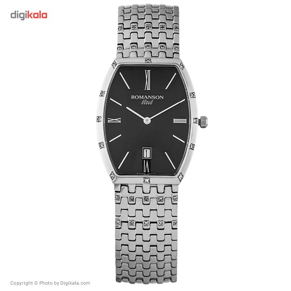 خرید ساعت مچی عقربه ای مردانه رومانسون مدل EM9250UM1WA32W