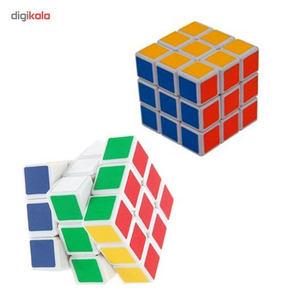 مکعب روبیک Magic Cube مدل Elite Edition کد 8011 سایز 3x3x3