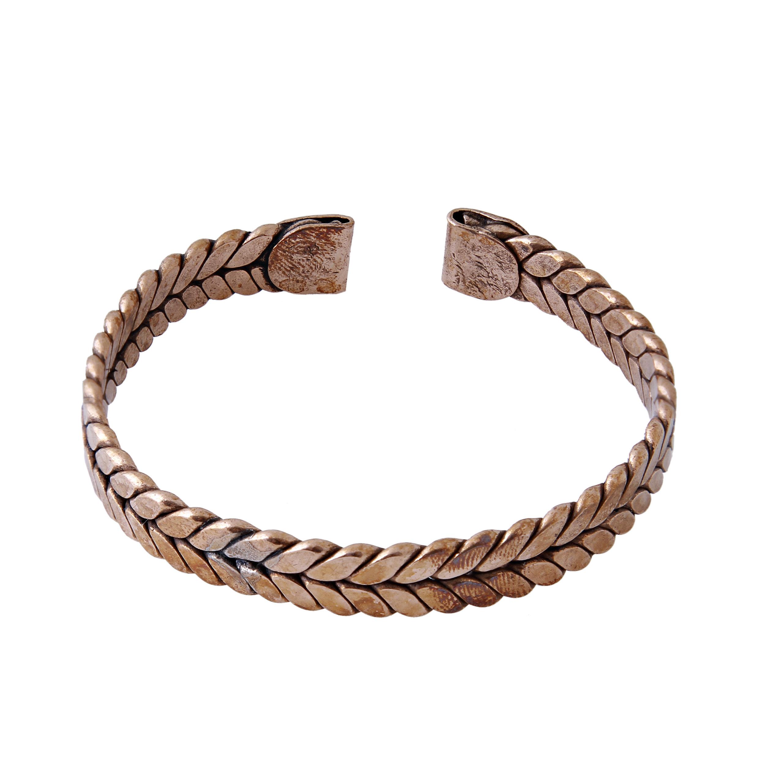 دستبند مردانه بازرگانی میلادی کد DP_186
