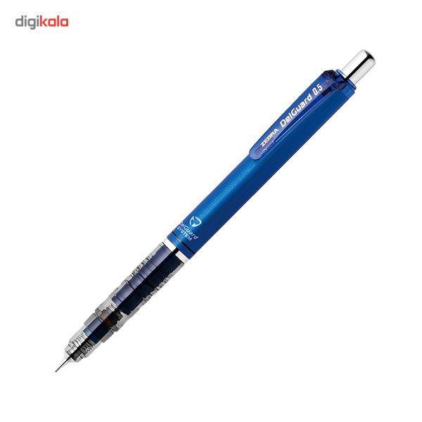 مداد نوکی 0.5 میلی متری زبرا مدل Delguard main 1 17