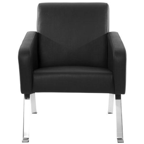 صندلی اداری چرمی راد سیستم مدل W210-1