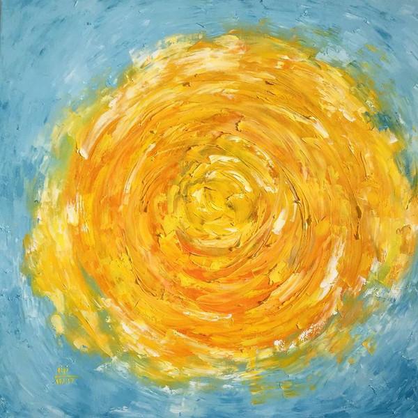 تابلوی نقاشی رنگ روغن کد N02