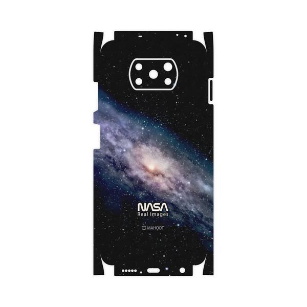 برچسب پوششی ماهوت مدل Universe-by-NASA-3-FullSkin مناسب برای گوشی موبایل شیائومی Poco X3 NFC