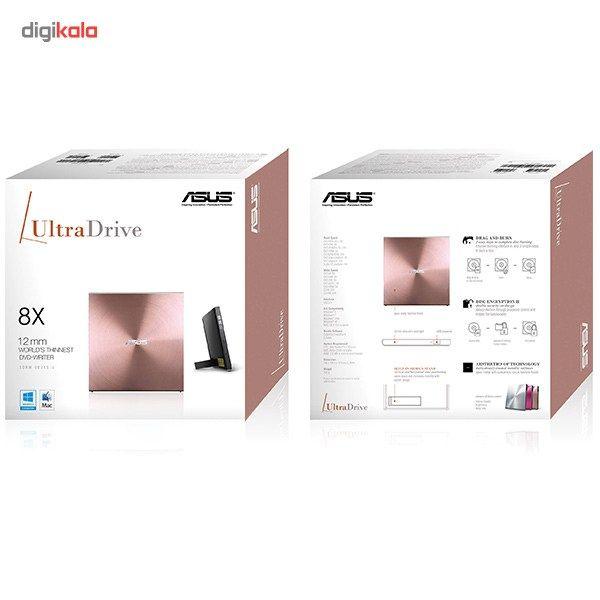 درایو DVD اکسترنال ایسوس مدل SDRW-08U5S-U main 1 14