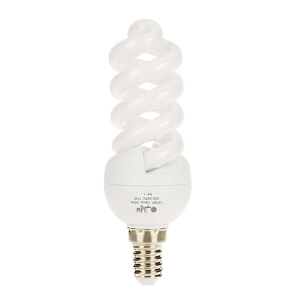 لامپ کم مصرف 11 وات افراتاب مدل 12FSP پایه E14
