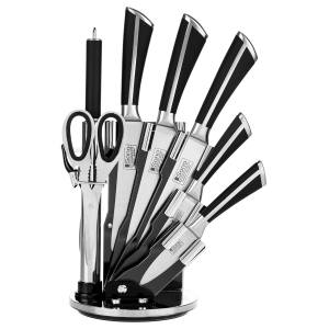 ست چاقوی 9 پارچه سونو مدل SN004