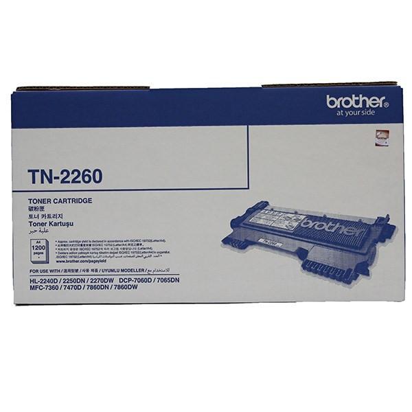 تونر مشکی برادر مدل TN-2260