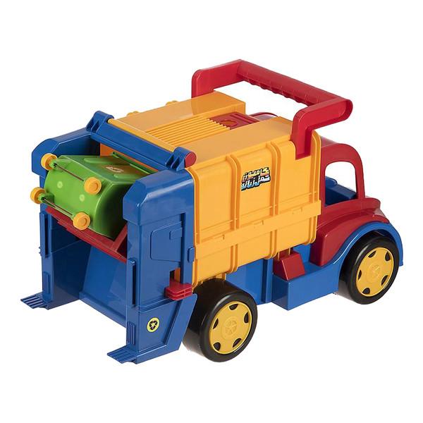 ماشین بازی زرین تویز مدل کامیون حمل زباله