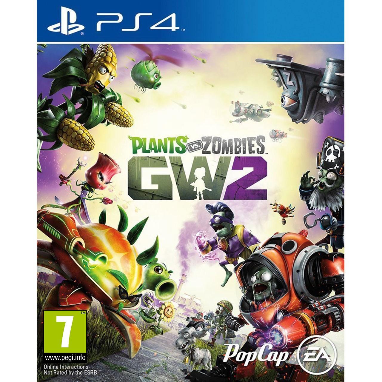 بازی Plants vs. Zombies Garden Warfare 2 مخصوص PS4