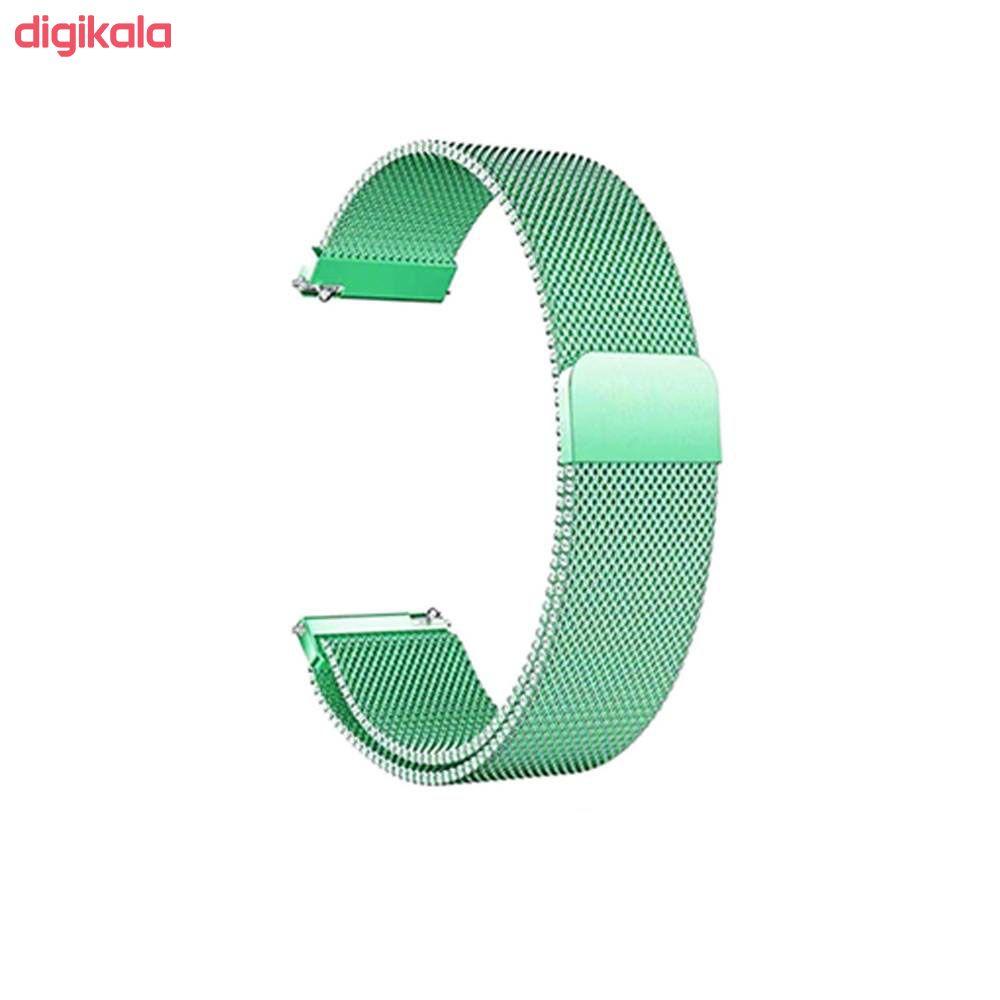 بند مدل Milanese مناسب برای ساعت هوشمند سامسونگ Galaxy Watch Active / Active 2 40mm / Active 2 44mm main 1 6
