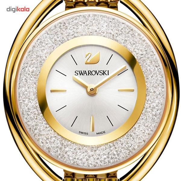 ساعت مچی عقربه ای زنانه سواروسکی مدل 5200339