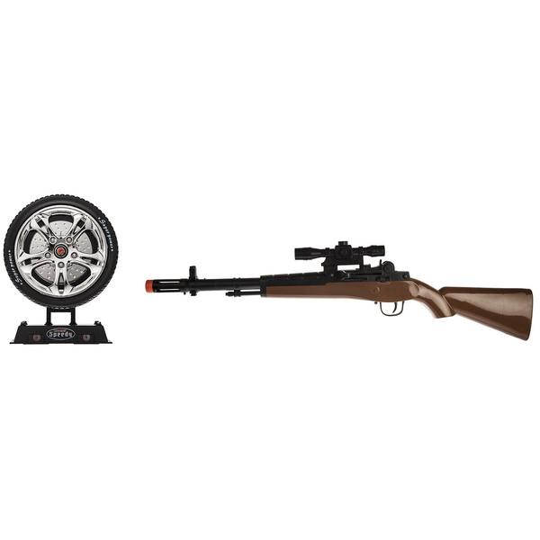 تفنگ اسباب بازی مدل SWAT