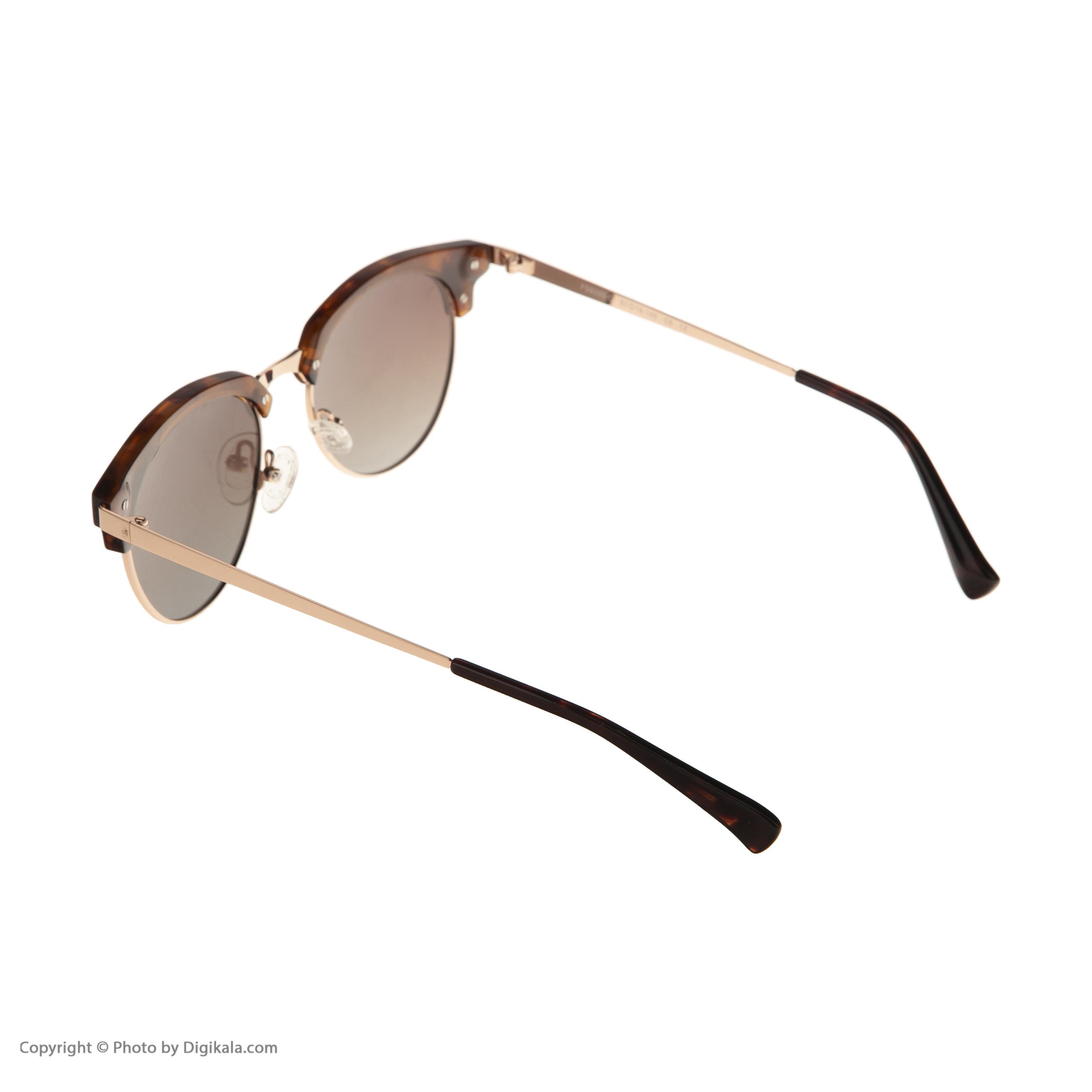 عینک آفتابی مردانه اف اس بی مدل 289-c C6 -  - 4