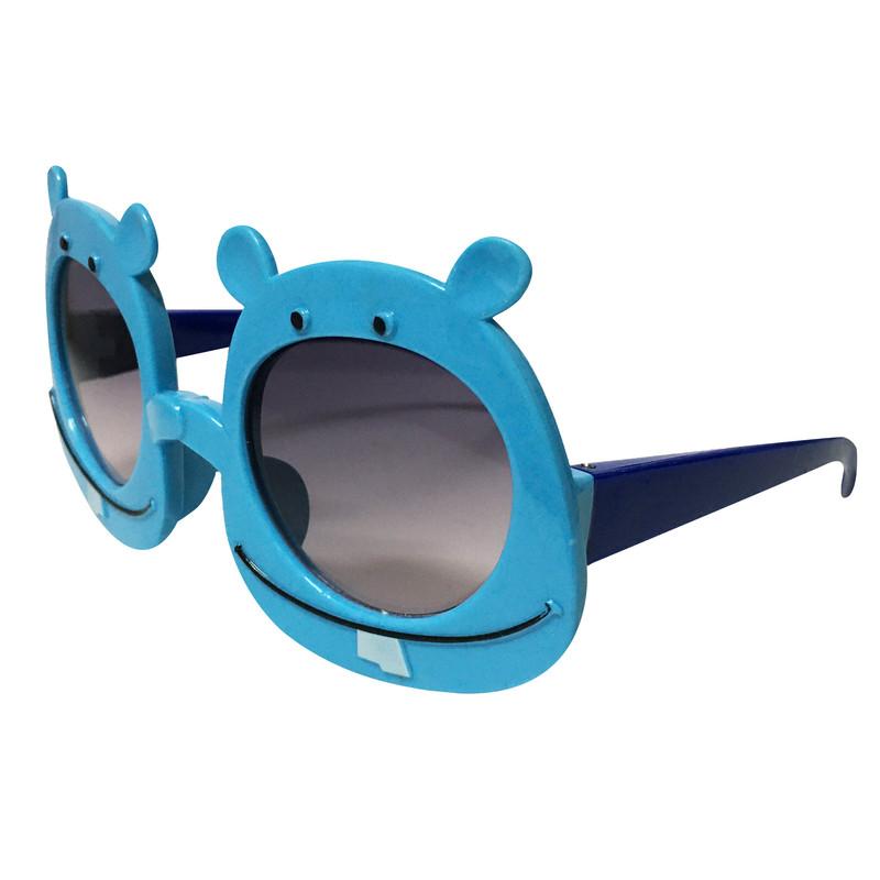 عینک آفتابی بچگانه طرح اسب آبی کد 1518