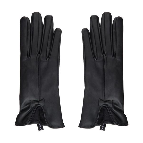 دستکش زنانه چرم مشهد مدل R0178-001