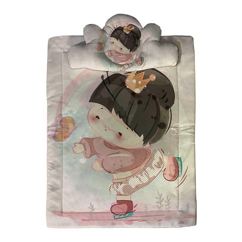 زیرانداز تعویض نوزاد شمسه نگار مدل 008