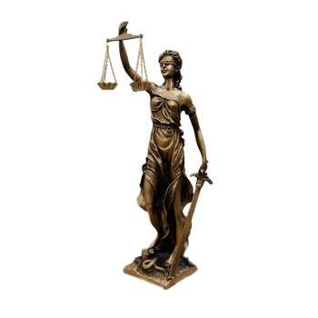 مجسمه مدل فرشته عدالت کد G3