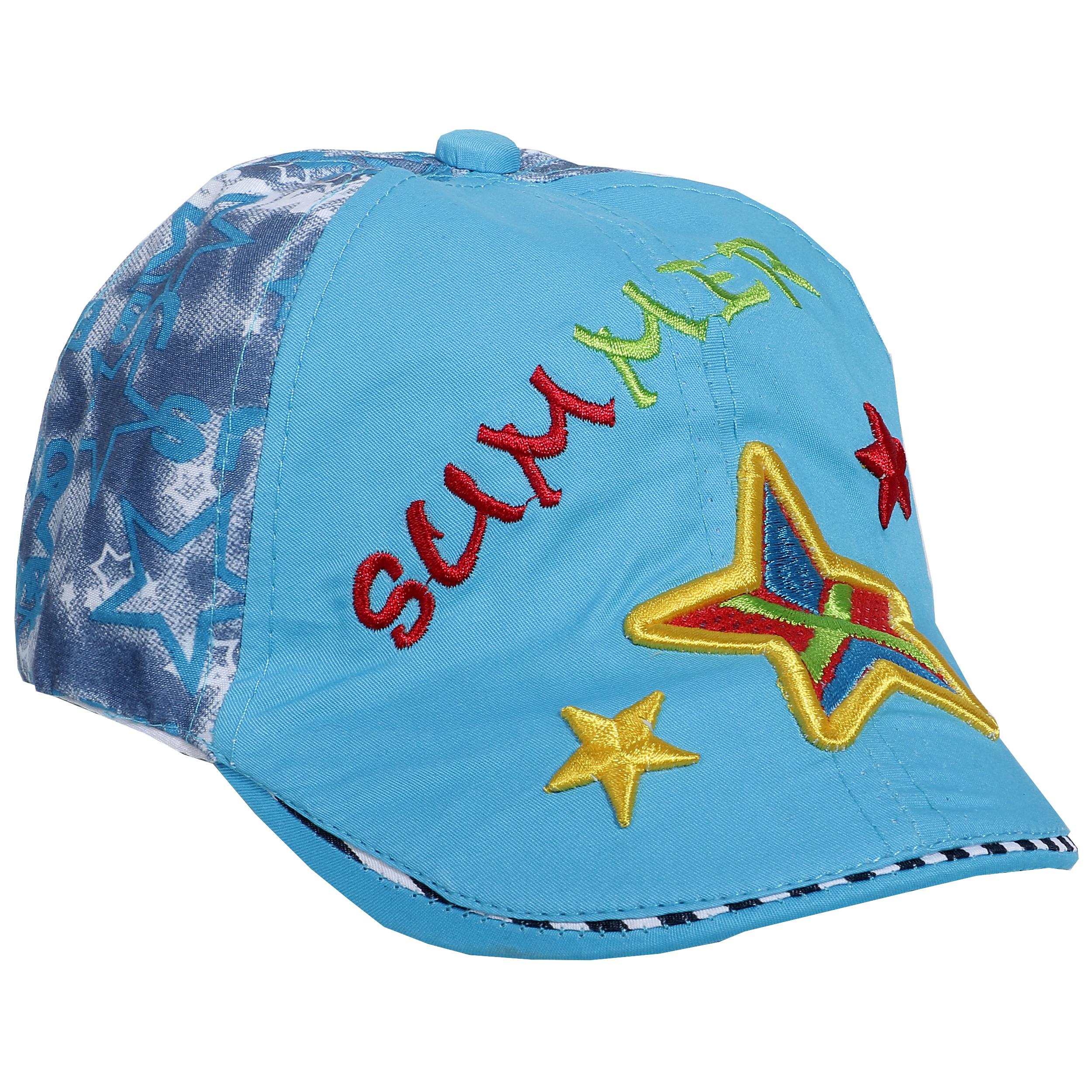 کلاه کپ پسرانه مدل a1
