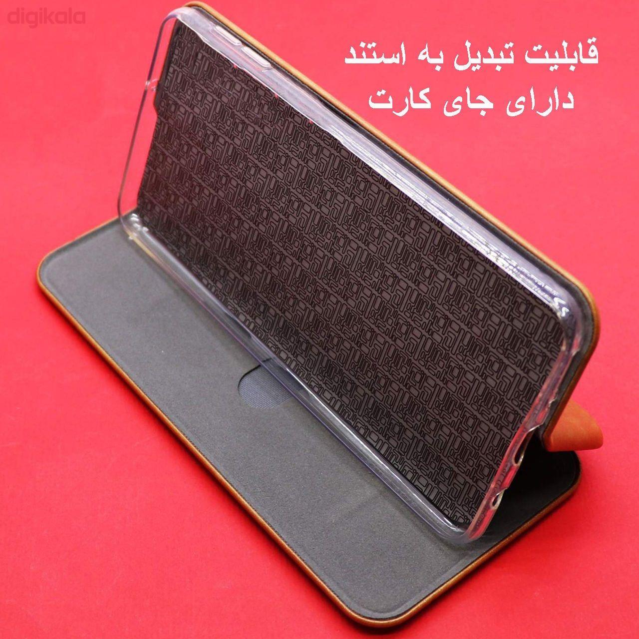 کیف کلاسوری  مدل Gk1009 مناسب برای گوشی موبایل سامسونگ Galaxy A20 / A30  main 1 2