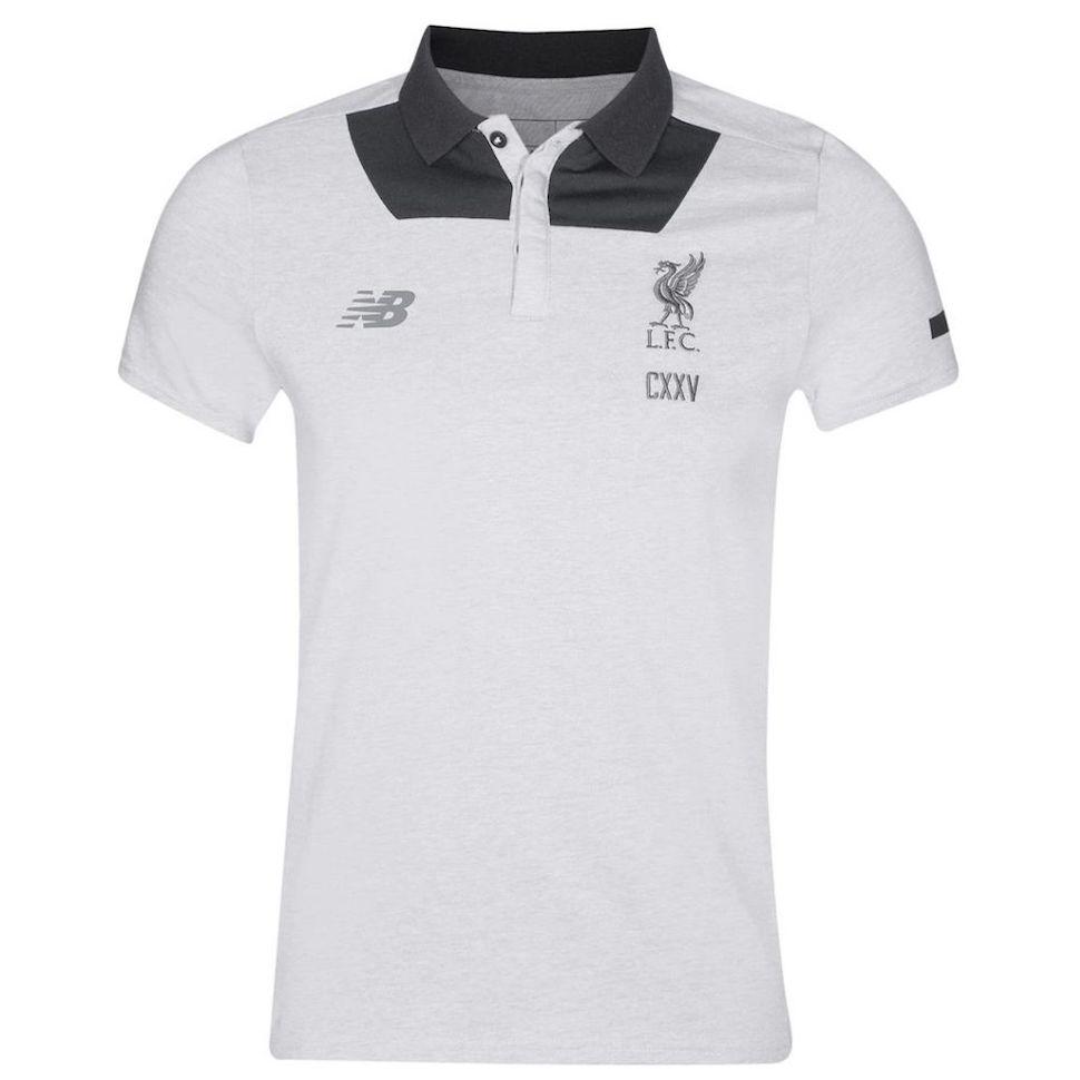 پولوشرت ورزشی مردانه نیو بالانس مدل  Liverpool F.C
