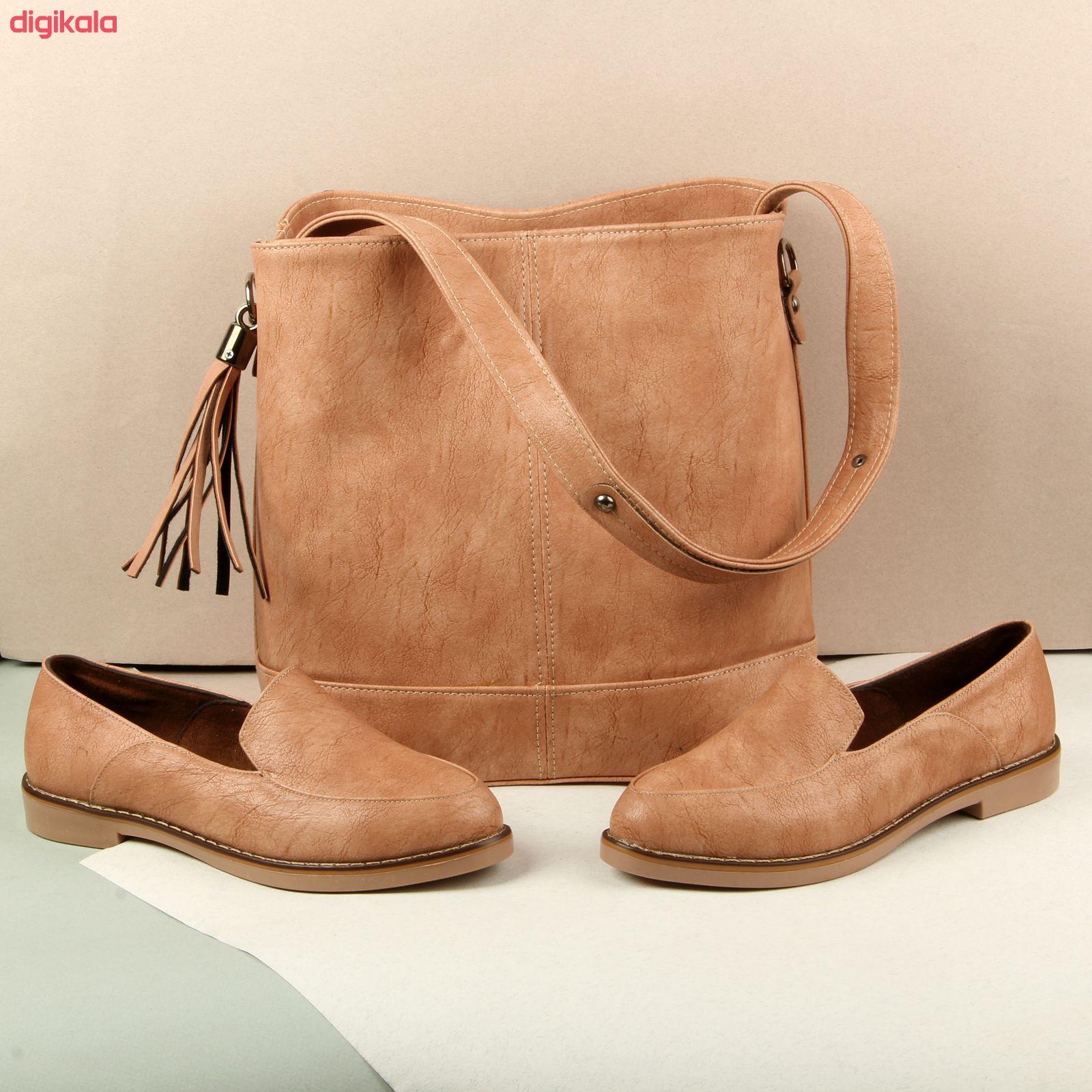 ست کیف و کفش زنانه کد 910-1 main 1 11
